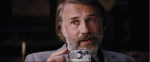 Christoph Waltz as Dr King Schultz