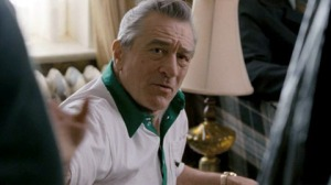 Robert De Niro as Pat Sr.