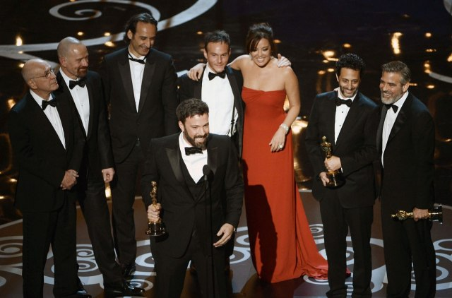 Argo takes out Best Picture
