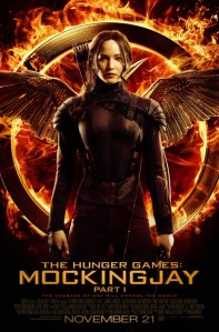 Hunger Games - Mockingjay Part I