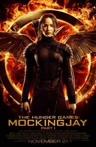 Hunger Games - Mockingjay Part I