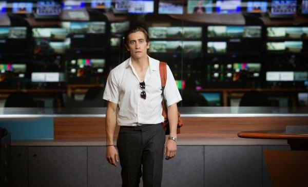 Louis Bloom (Jake Gyllenhaal)
