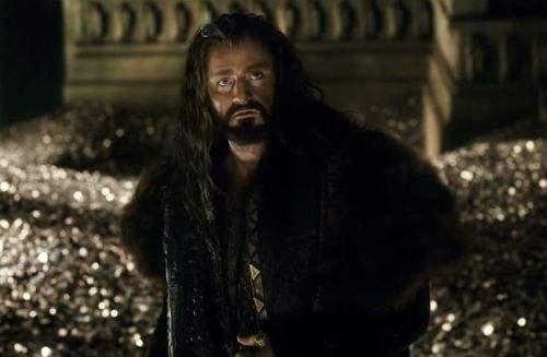 Thorin Oakenshield (Richard Armitage), King Under the Mountain