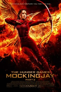 Hunger Games - Mockingjay Part II