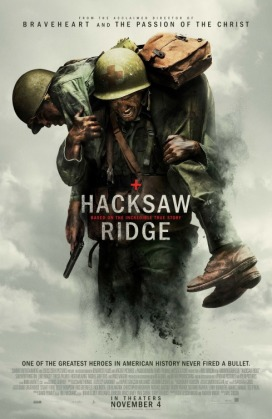 Best Picture Nominee: Hacksaw Ridge