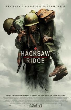 Best Picture Nominee: Hacksaw Ridge