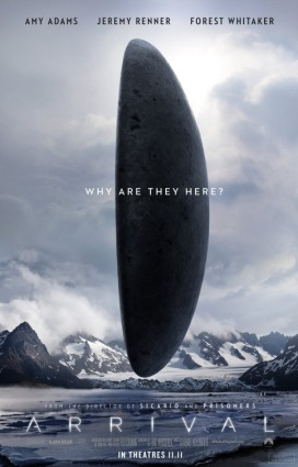 Best Picture Nominee: Arrival